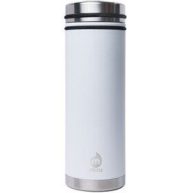 MIZU V7 Insulated Bottle with V-Lid 650ml, enduro white